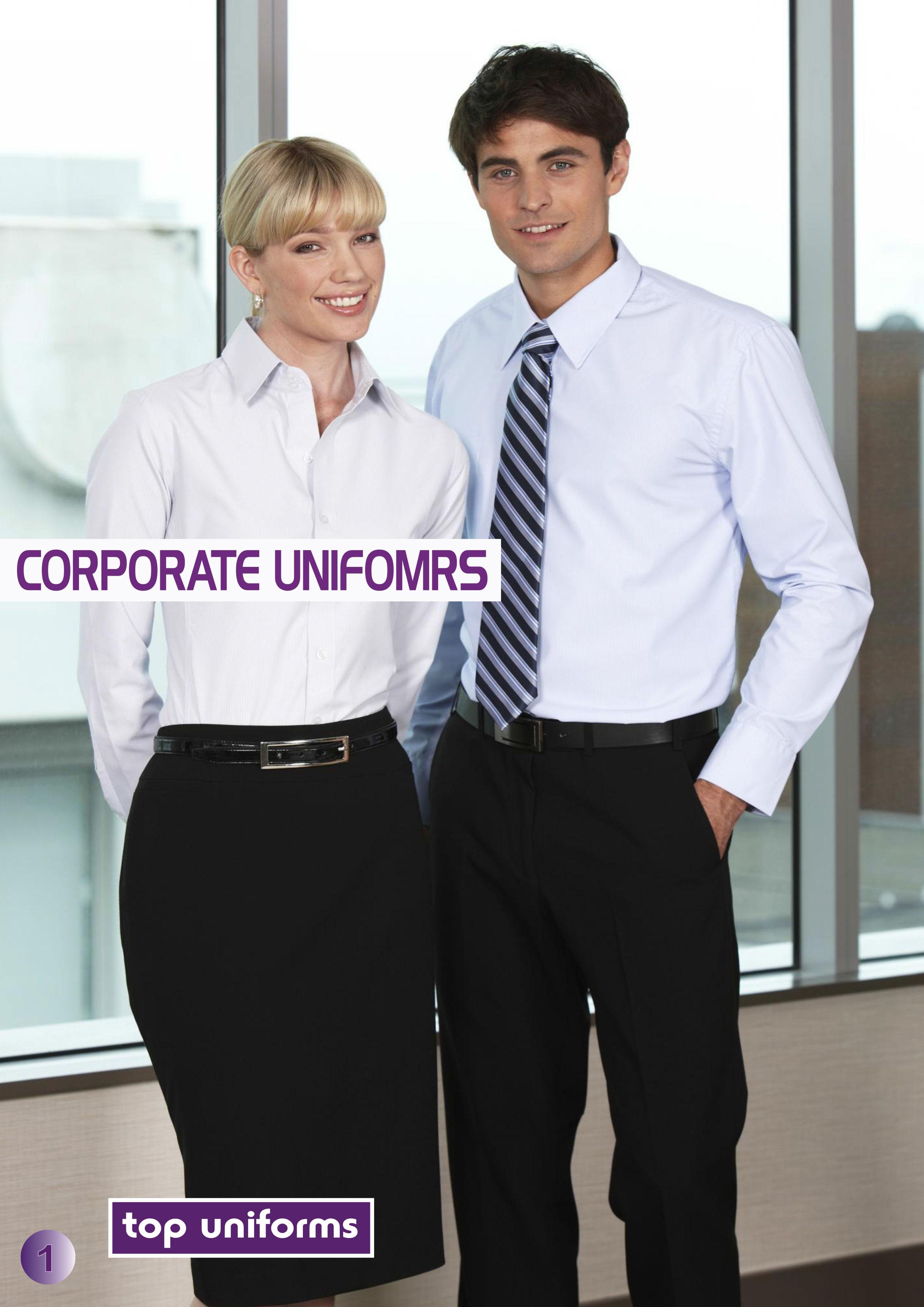 60cb6b3aecd Corporate Uniforms